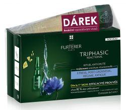 Rene Furterer Triphasic Reactional Kit sérum + šampon na vypadávání vlasů