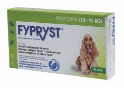 Fypryst Spot-on M pes 10-20 kg 1 pipeta