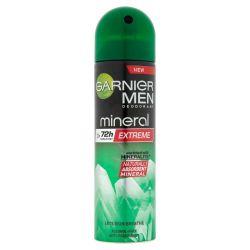 Garnier Mineral Men Extreme minerální deodorant 150 ml
