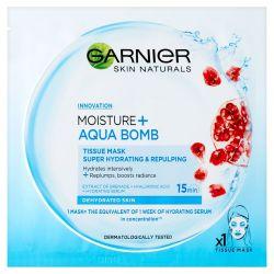 Garnier Moisture + Aqua bomb superhydratační maska 32 g