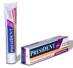 President Antibacterial plus chlorhex. 0,5% gel 30 ml