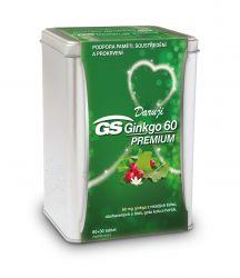 GS Ginkgo 60 Premium dárkové balení 60+30 tablet