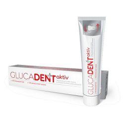 Glucadent + aktiv zubní pasta 95 g