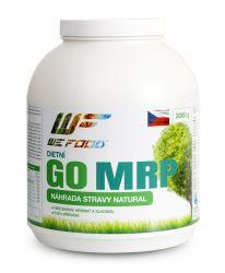 WeFood GO MRP natural náhrada stravy 3 kg