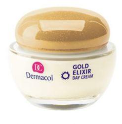 Dermacol Gold Elixir omlazující kaviárový denní krém 50 ml