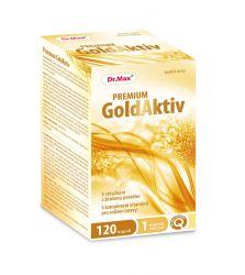 Dr.Max GoldAktiv Premium dárkové balení 120 kapslí