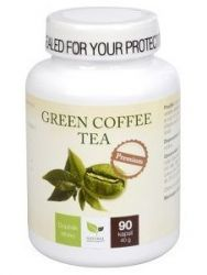 Green Coffee Tea cps.90