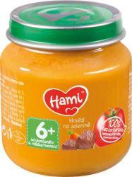 Hami Hovězí na zelenině 6+ masozeleninový příkrm 125 g