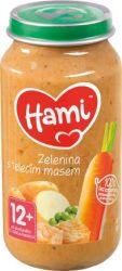 Hami Zelenina s telecím masem 12+ masozeleninový příkrm 250 g
