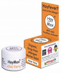 HayMax Přírodní prostředek na alergii Aloe Vera 5 ml
