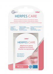 Dr.Max Herpes Care náplast na opary 15 ks