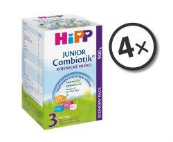 HiPP 3 JUNIOR Combiotik 4 x 900 g