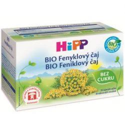 HIPP BIO Fenyklový čaj nálevové sáčky 20x1.5g