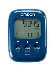 Krokoměr OMRON HJ 325 EB Walking Style IV modrý