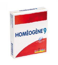 Boiron Homéogène 9 60 tablet