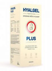 Hyalgel PLUS pomeranč 500 ml
