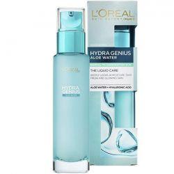 Loréal Paris Hydra Genius Water hydratační péče pro normální až smíšenou pleť 70 ml