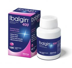 Ibalgin 400 100 tablet