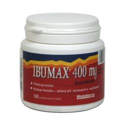 Ibumax 400 mg 100 tablet