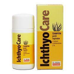 Ichthyo Care šampon 3% Ichtyol Pale 100ml