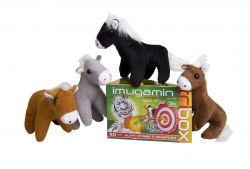 Imugamin Effective pro děti 60 dražé + hračka
