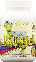 Imuníci - hlíva ústřičná se šípky pro děti tbl.30