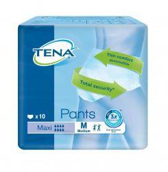 Tena Pants Maxi Medium inkontinenční kalhotky 10 ks