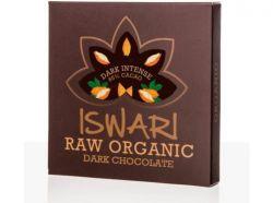 Iswari Čokoláda Dark Intense 85% BIO RAW 75 g