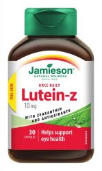 Jamieson Lutein-Z 30 kapslí