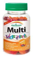 Jamieson Multi Kids Gummies želatinové pastilky 60 ks