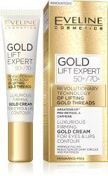 Eveline GOLD LIFT Expert Krém na oči a víčka 15 ml