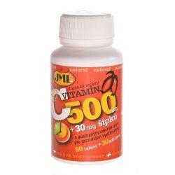 JML Vitamin C 500 mg postupně uvolňující se šípky 120 tablet