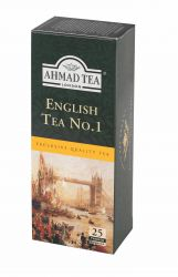 Ahmad Tea English No.1 porcovaný čaj 25x2 g