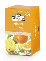 Ahmad Tea Mixed Citrus porcovaný čaj 20 x 2 g