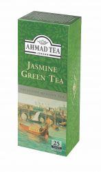 Ahmad Tea Zelený čaj s jasmínem porcovaný čaj 25x2