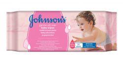 Johnson's® baby Gentle Cleansing vlhčené ubrousky 56 ks