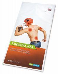 Kaprona XXL Kapsaicinová prohřívací náplast 13x30,5 cm