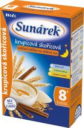Sunárek Krupicová kašička na dobrou noc mléčná skořicová 225 g