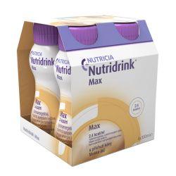 Nutridrink Max příchuť káva 4x300 ml