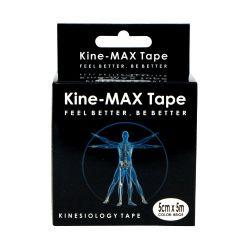 KineMAX Classic kinesiology tape 5 cm x 5 m tejpovací páska béžová