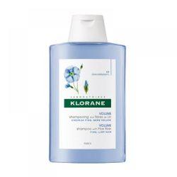 KLORANE Šampon ze lnu pro jemné vlasy 200ml