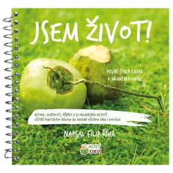Mladý kokos Jsem život! kniha