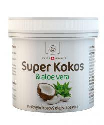 Herbamedicus Super Kokos a aloe pleťový olej 150 ml