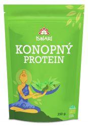Iswari BIO Konopný protein prášek 250 g