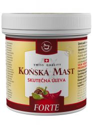 Herbamedicus Koňská mast hřejivá FORTE 500 ml