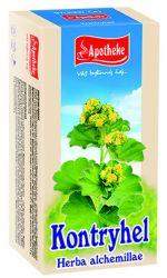 Apotheke Kontryhel obecný čaj nálevové sáčky 20x1,5 g