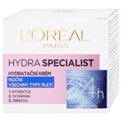 Loréal Paris Hydra Specialist hydratační krém noční 50 ml