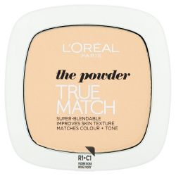 Loréal Paris True Match Rose Ivory C1 kompaktní pudr 9 g