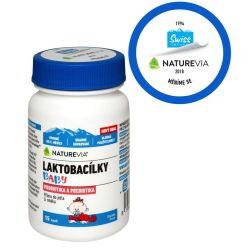Swiss NatureVia Laktobacílky baby 15 kapslí