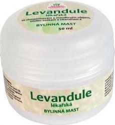 Herbal Harmony Levandule lékařská bylinná mast 50 ml